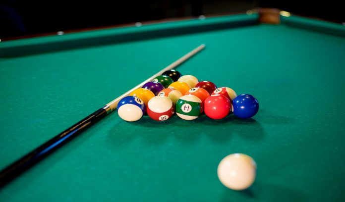 how to play 8-ball -pool